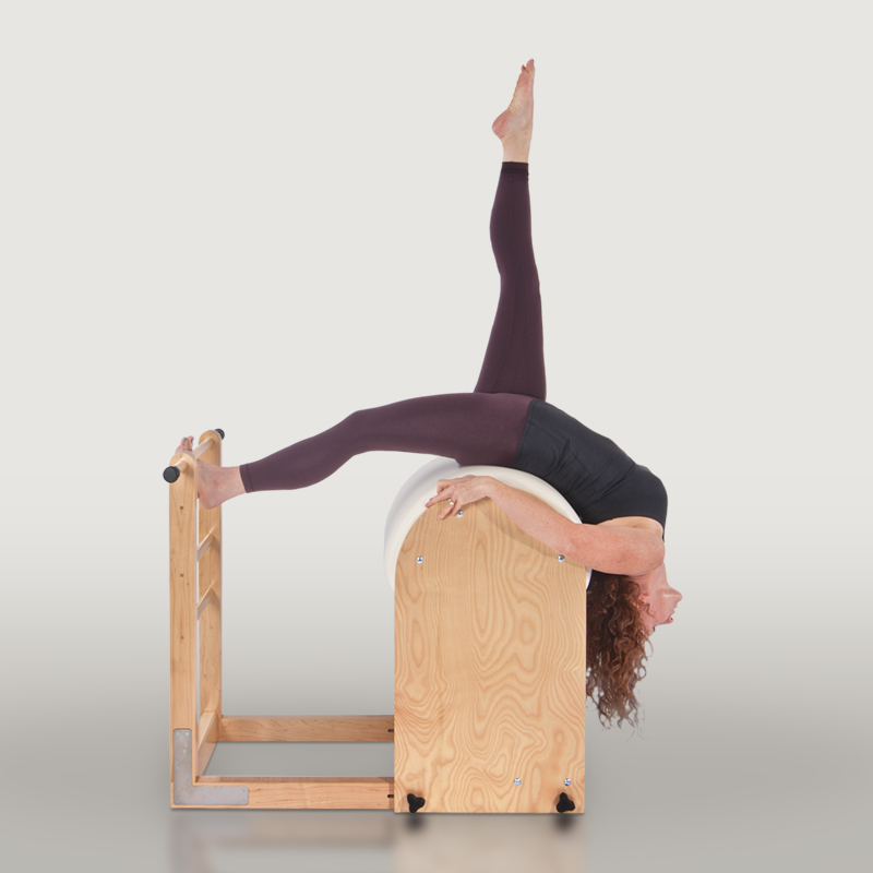 Pilates Bellevue Tree on the Ladder Barrel