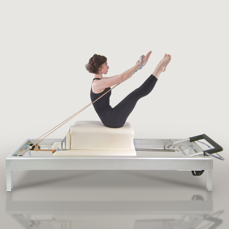 Pilates Bellevue - Teaser on the Reformer